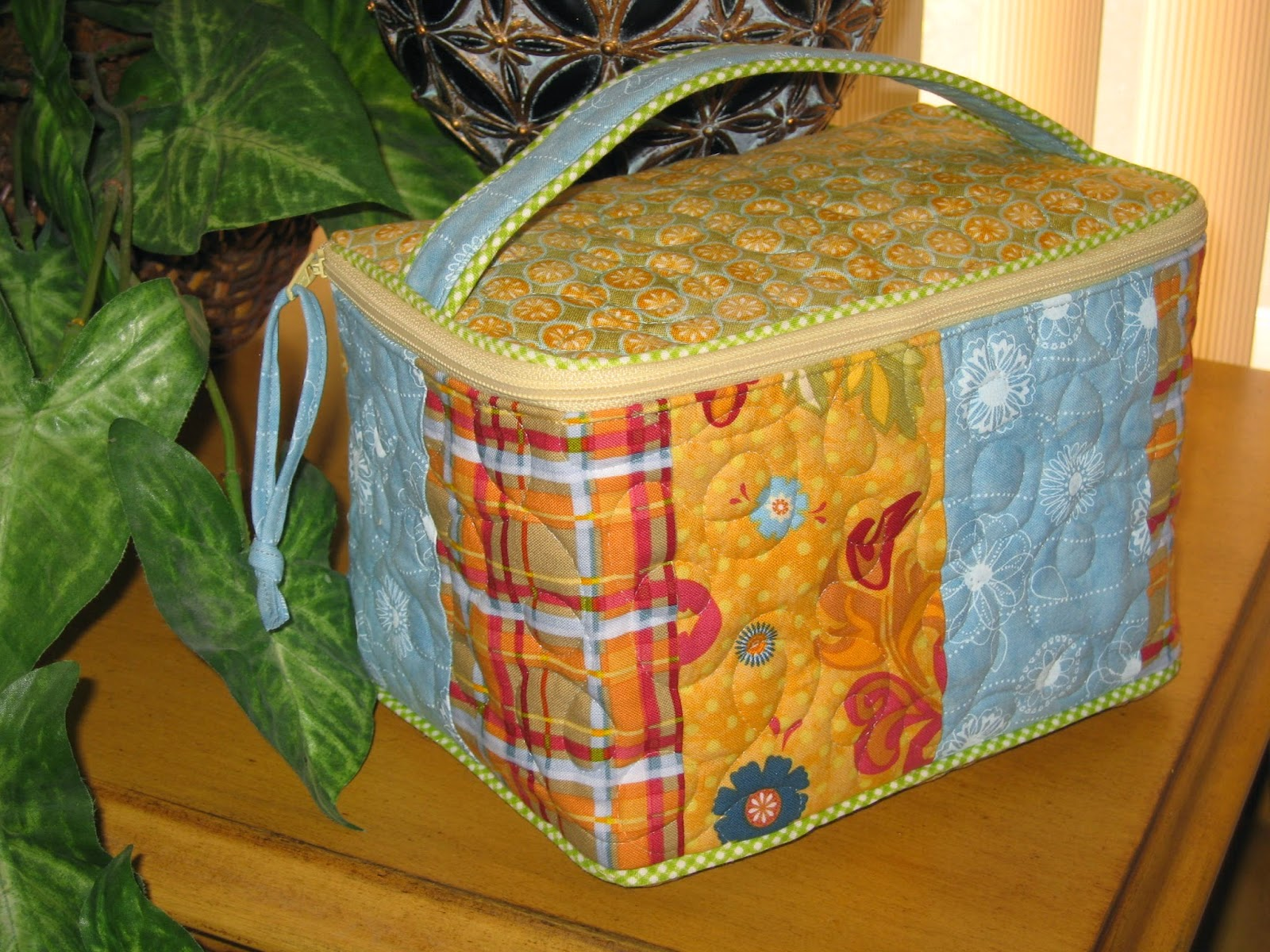 The Rikki Bag from Quilted Bags and Totes