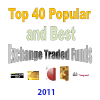Top 40 Best Exchange Traded Funds 2011