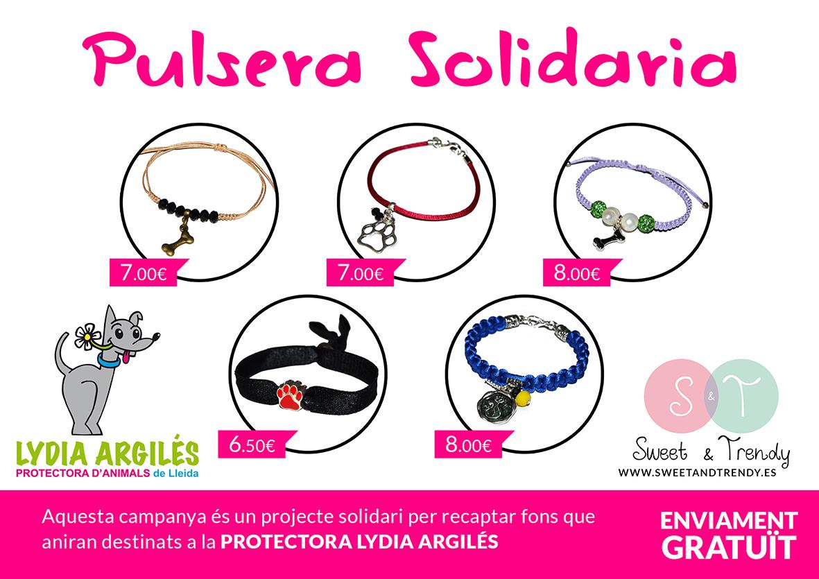 Pòlsera Solidària SWEET & TRANDY