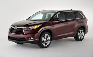 2014 Toyota Highlander Review, Price and Specs