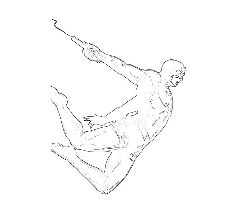 printable-x-men-daredevil-hero_coloring-pages