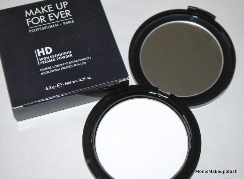 REVIEW: Make Up For Ever (MUFE) HD High Definition Pressed Powder ...
