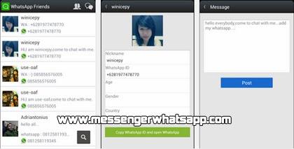 Encuentra nuevos amigos con WhatsApp Friends