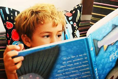 tarde de lecturas con niños