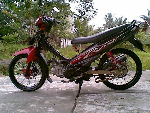 Motor Modifikasi Yamaha Vega Zr Drag Caferacersjpg Com