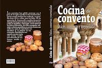 Libro cocina de convento
