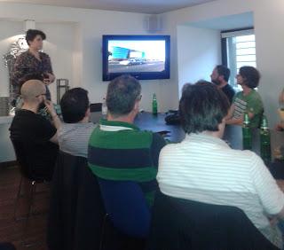 Iruri Knorr en Einnobar Vitoria-Gasteiz [Jueves, 6 de Junio de 2013]