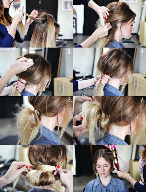 love hairstyle bun