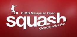 Skuasy Terbuka Malaysia CIMB 2014