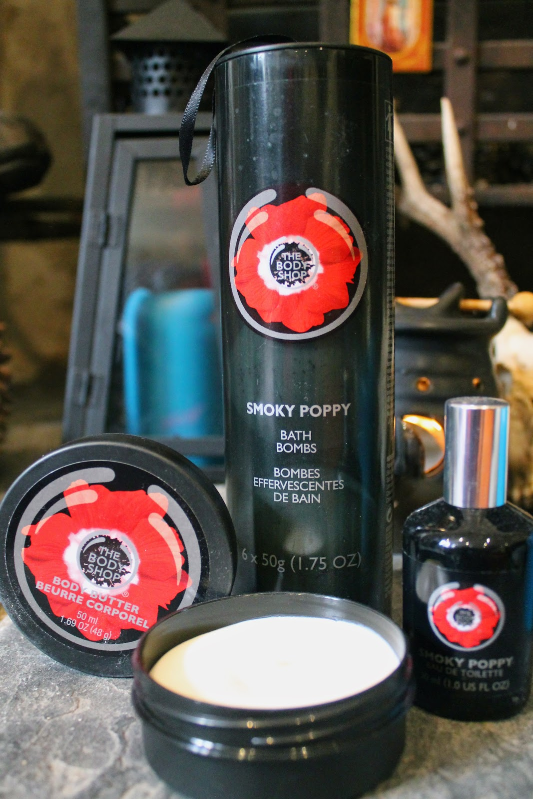 the body shop smoky poppy review uk