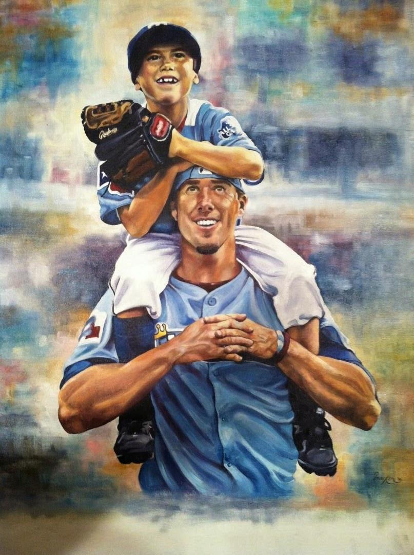 Quot Oil Portrait Quot Quot Sports Artist Quot Quot Sports Painting