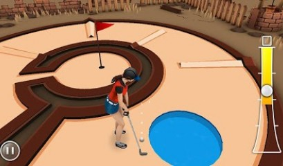 MINI Golf Game 3D Free Download Game For Android
