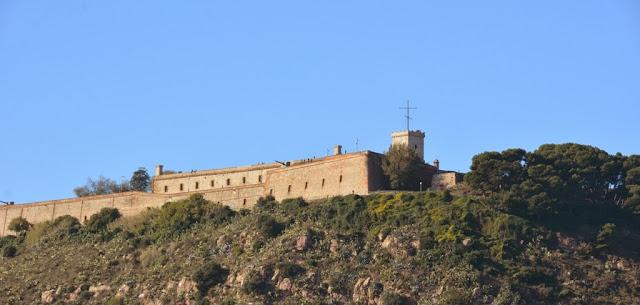 Castle Barcelona