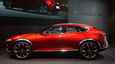 Gambar Mobil Mazda Koeru