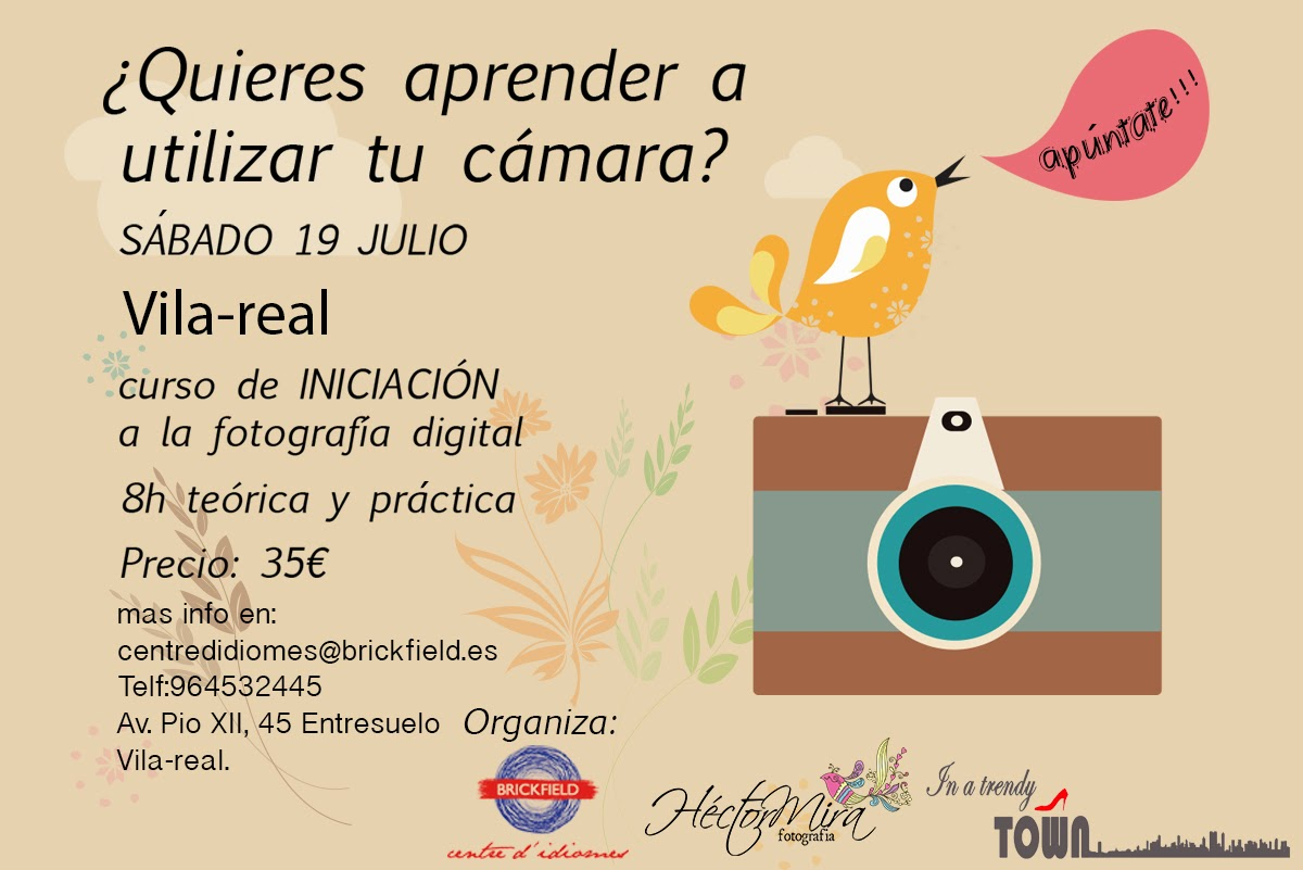 Curso fotografía con Héctor Mira