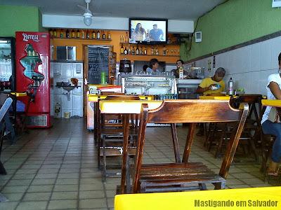 Restaurante Tebet: Ambiente