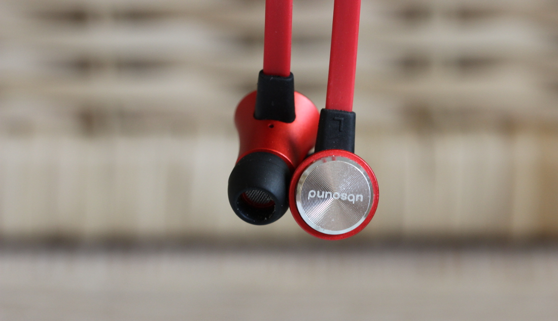 In-Ear Kopfhörer Ubsound Fighter