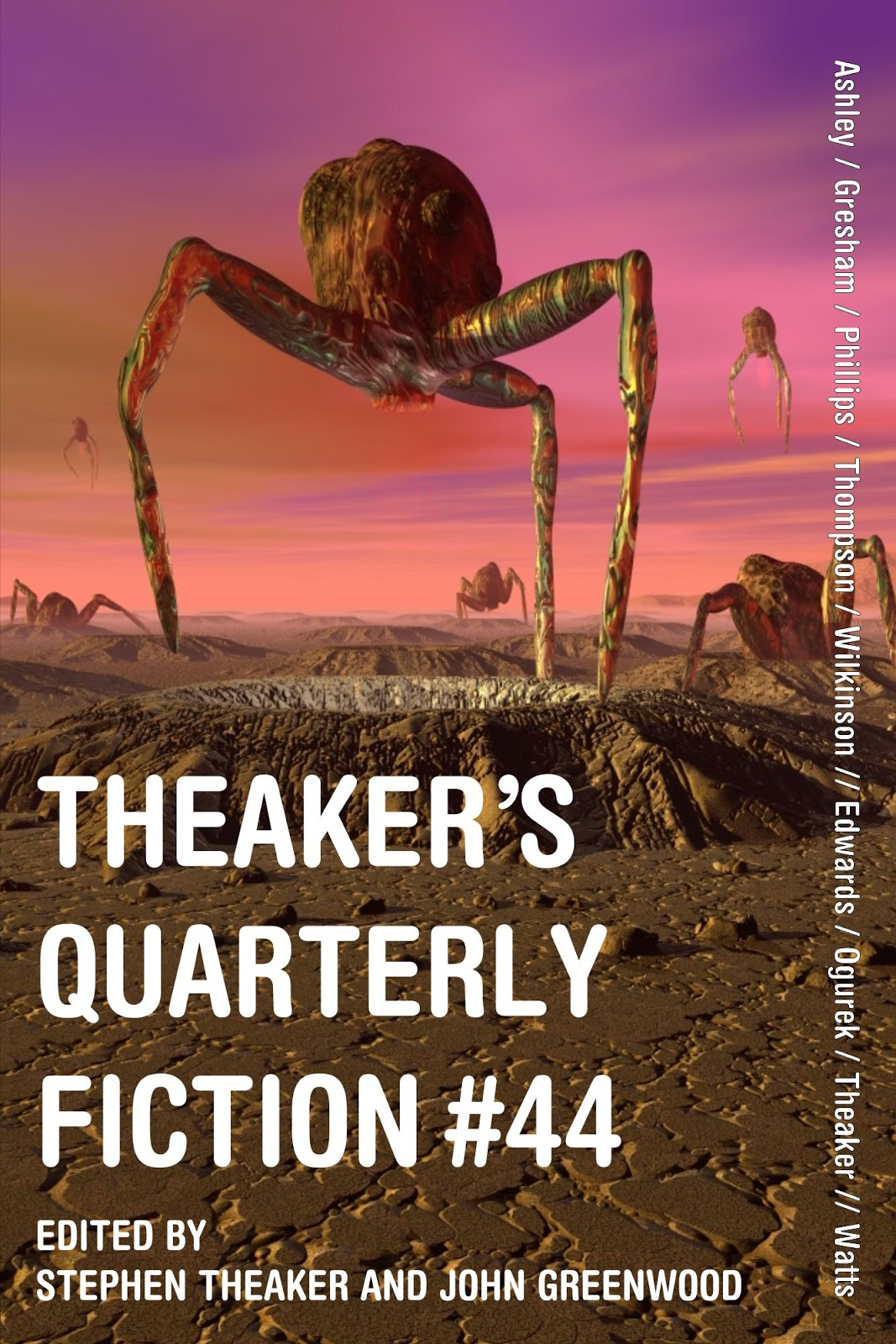 Theaker's Quarterly Fiction #44
