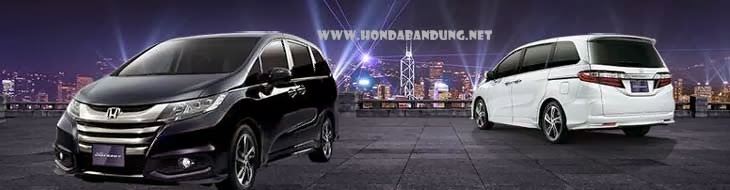 Eksterior All New Honda Odyssey