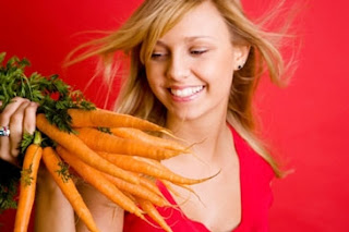 www.webunic.blogspot.com-6 Jenis Makanan Terbaik Untuk Kesehatan Rambut