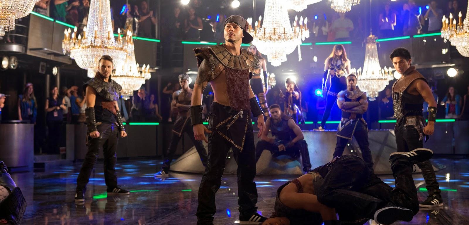Cenas inéditas no terceiro trailer de Ela Dança Eu Danço 5, com Adam G Sevani, Briana Evigan e Ryan Guzman
