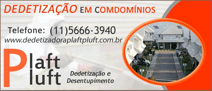 Dedetização em Condominios 24 Horas em São Paulo