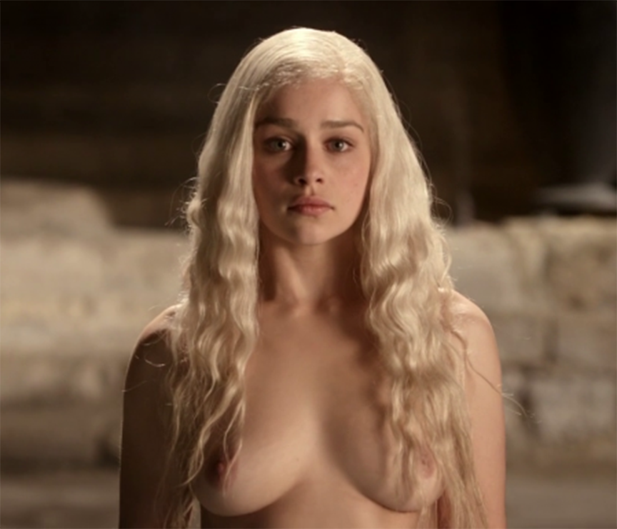 Game of Thrones pornostjerne nøgne babes