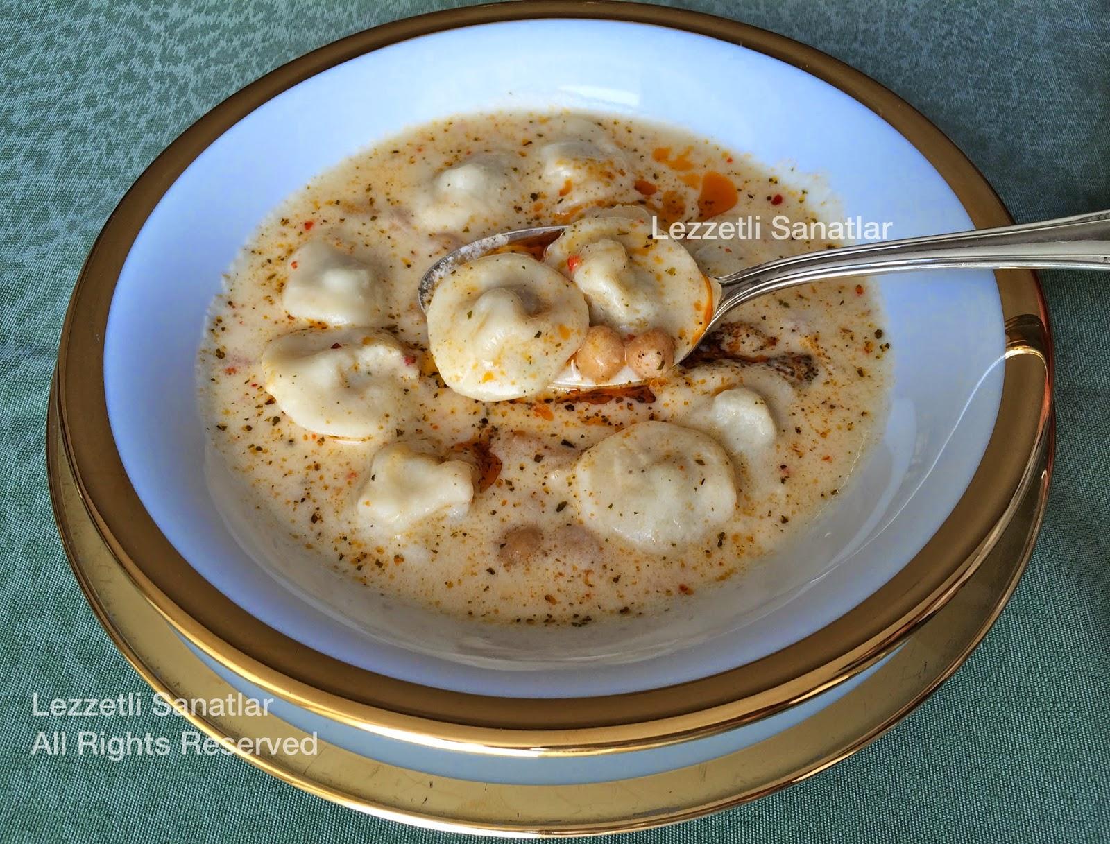 Şiş Börek ÇorbasıTarifi – Çorba Tarifleri