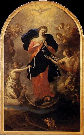 Novena a María, Desatadora de Nudos.