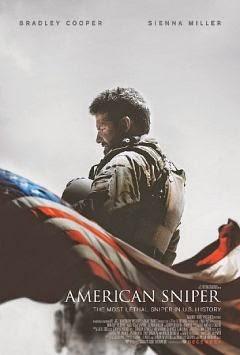 American Sniper 2014 HDRip 480p 350mb ESub