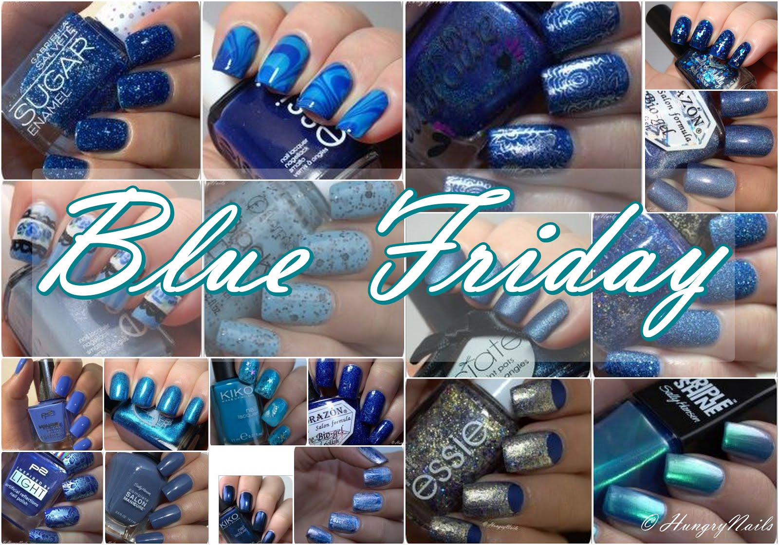 Blue Friday mit Ida & Melanie