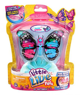 Little Live Pets Butterfly Angelic Wings