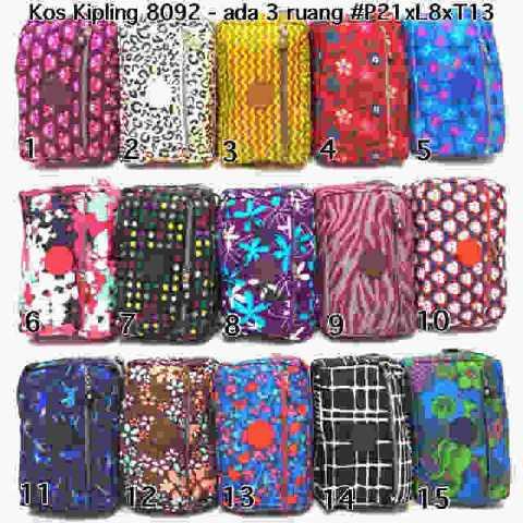Kipling Pouch   cosmetic case kw super kode  8092M 0d8ba26318