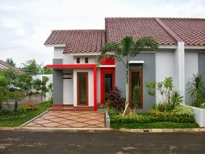 gambar rumah sederhana ~ informasi warna cat rumah minimalis