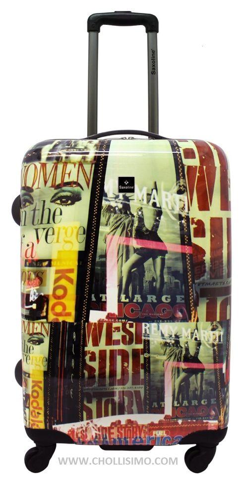 Saxoline Maletas, maletas baratas, chollo maletas, comprar maletas baratas