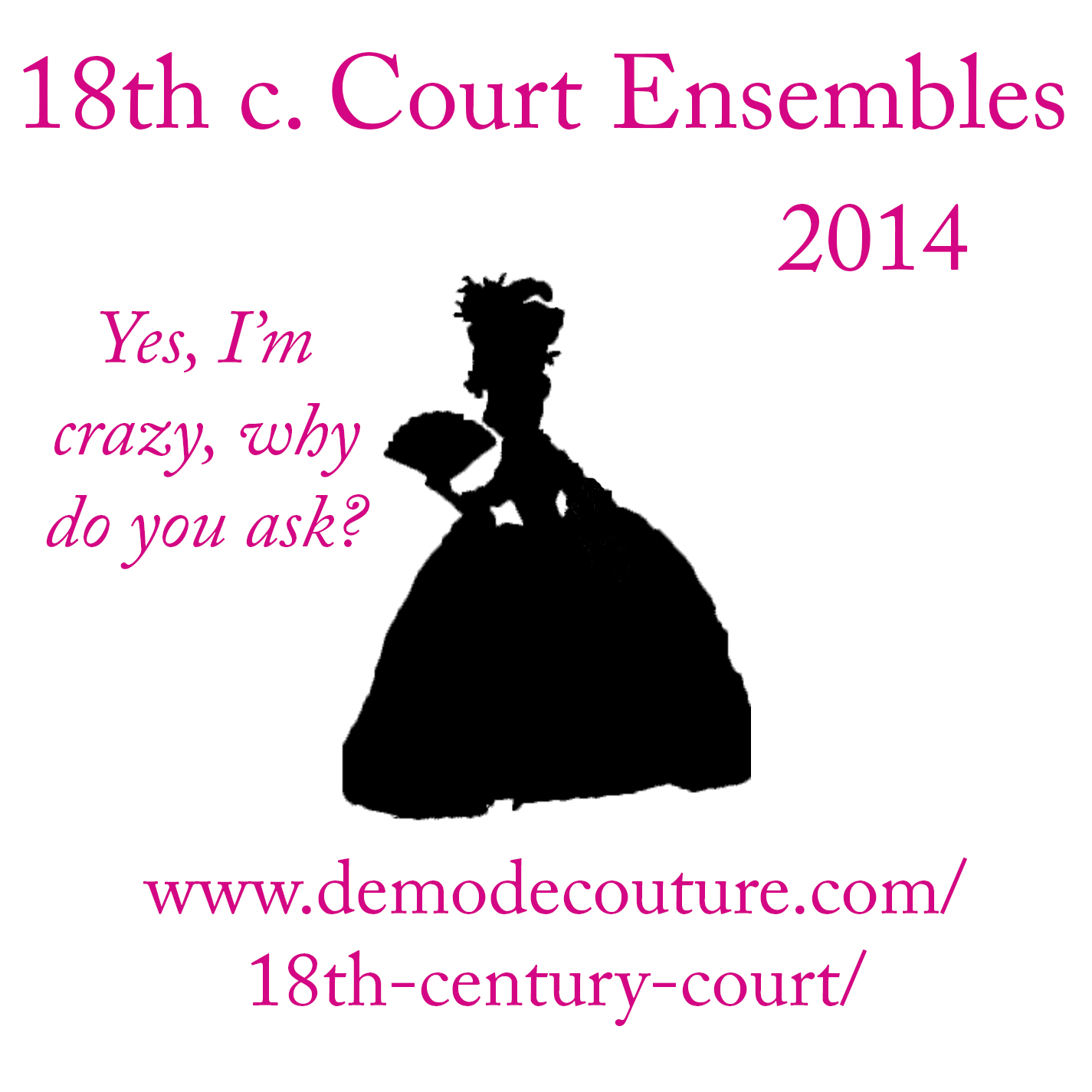 18th Century Court Ensembles