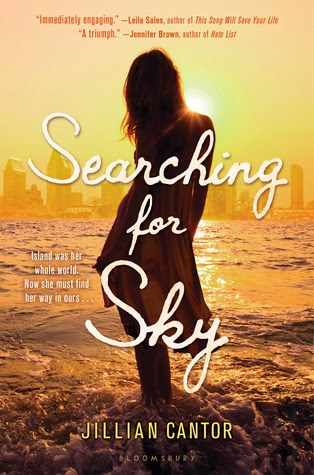 Searching for Sky - Jillian Cantor