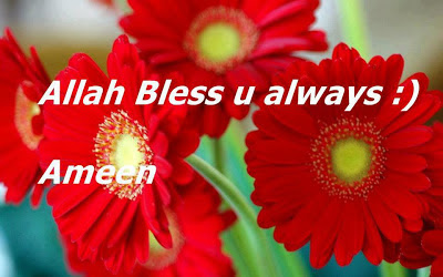 Allah Bless You Always