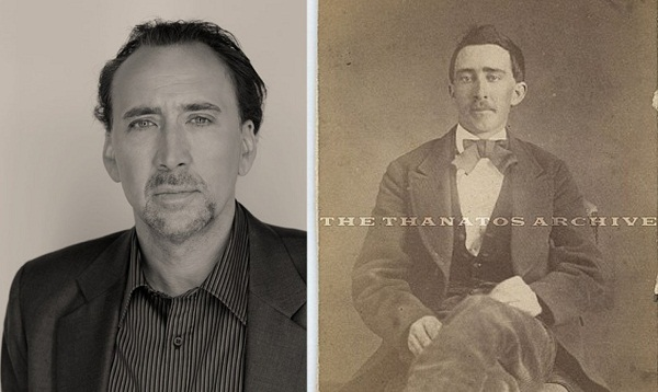 Nicolas Cage reincarnation