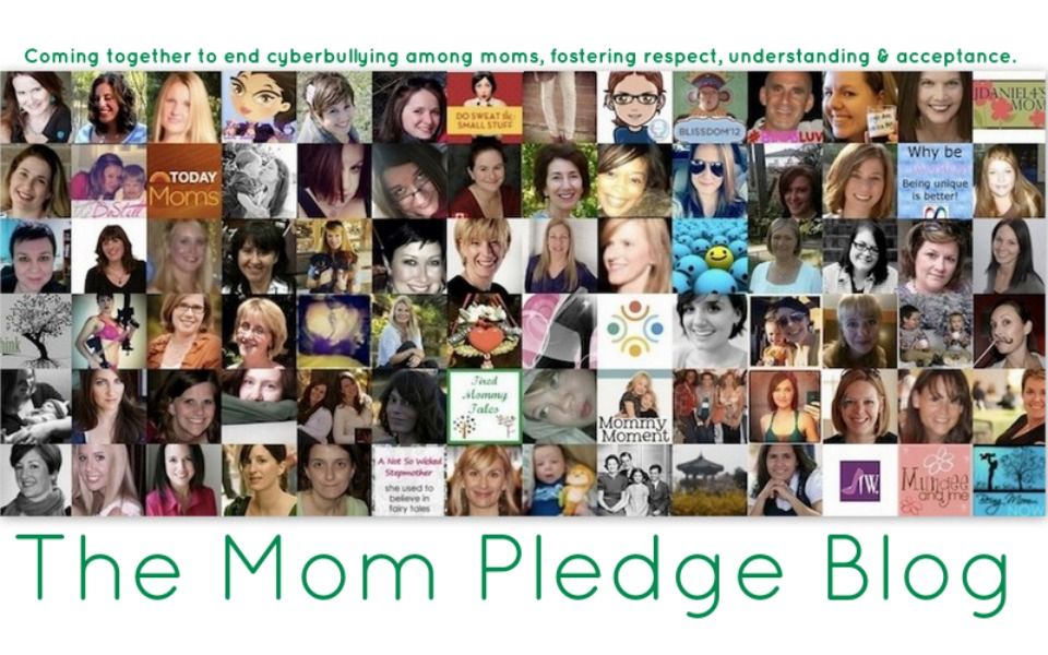 The Mom Pledge Blog