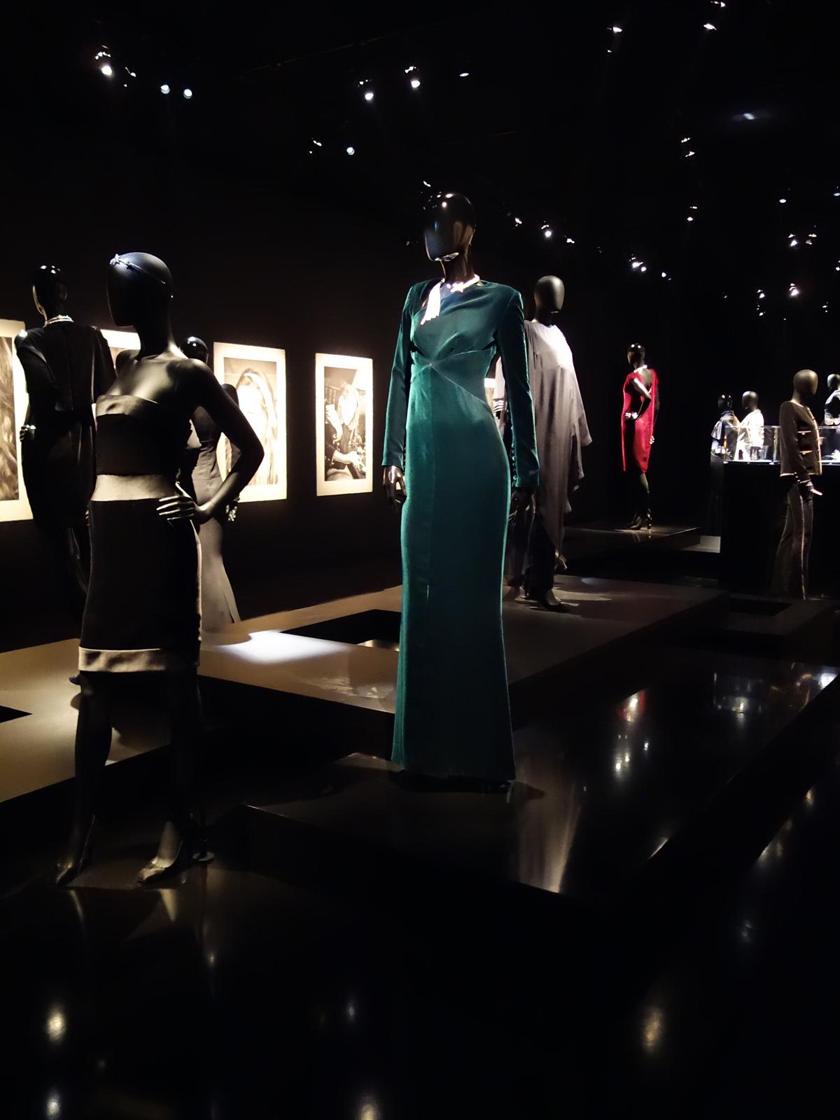 Mademoiselle Prive Chanel exhibition / Saatchi Gallery London via www.fashionedbylove.co.uk British fashion blog