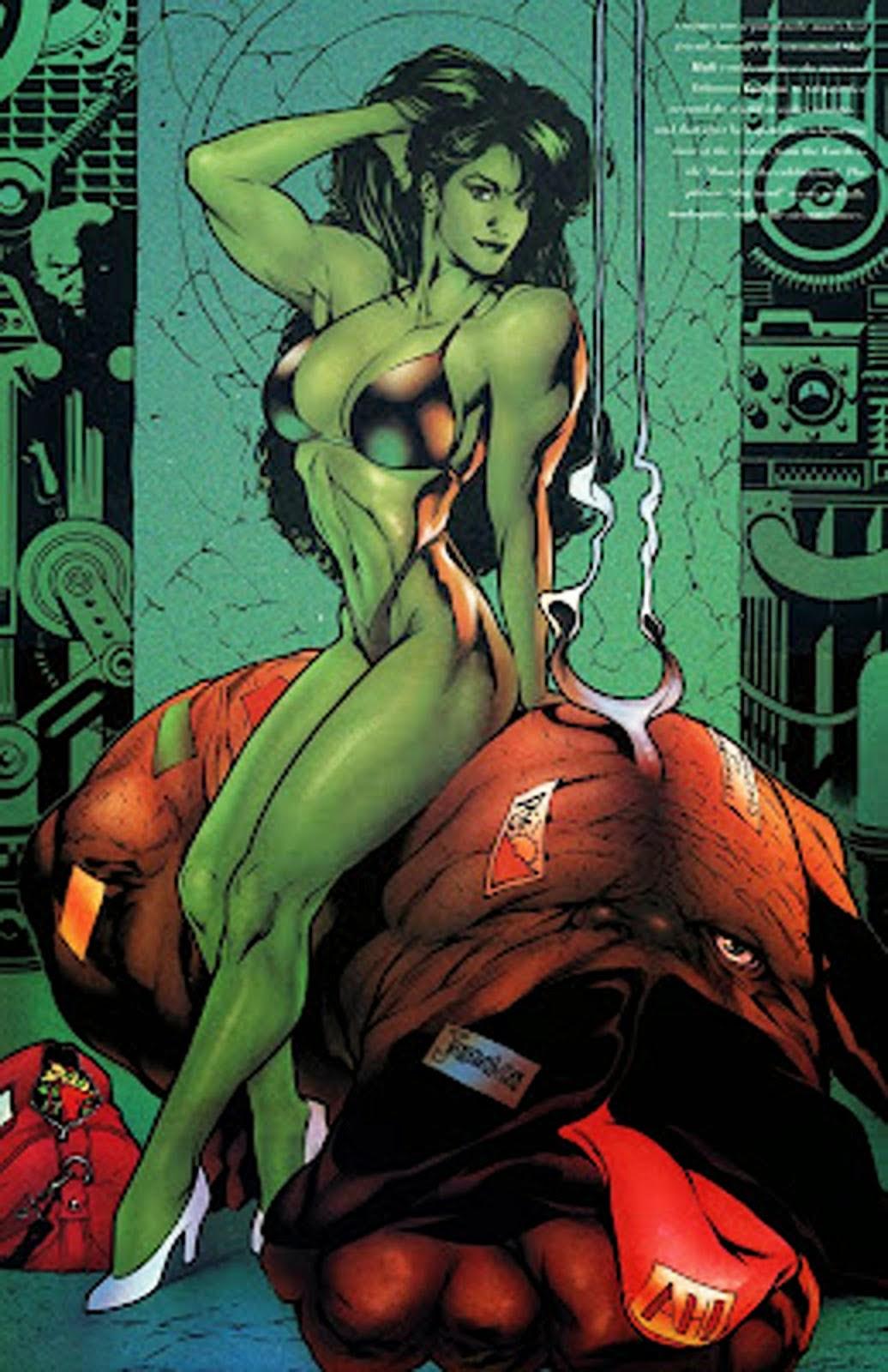 Hulk Fucks She Hulk Best i am the patriarchy: 2015