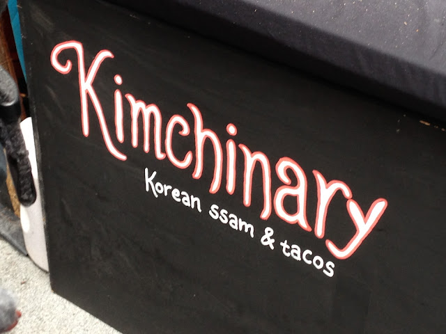 Kimchinary at KERB reviewed by We The Food Snobs