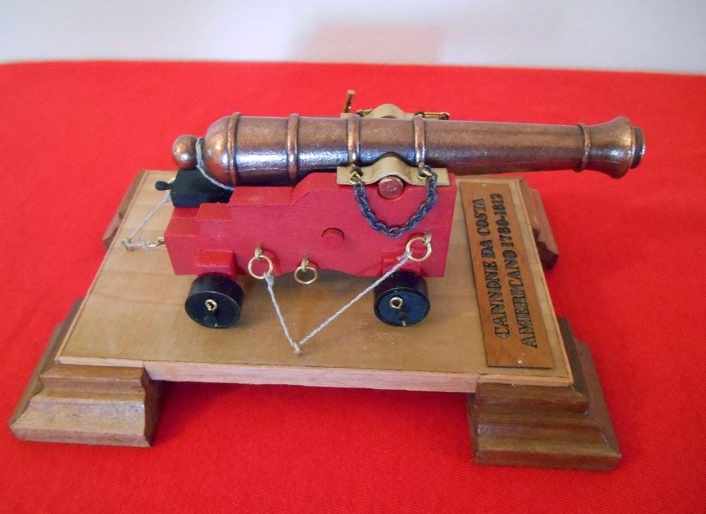 modelismo de cañones antiguos
