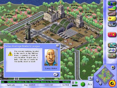 Simcity 3000 Screenshot