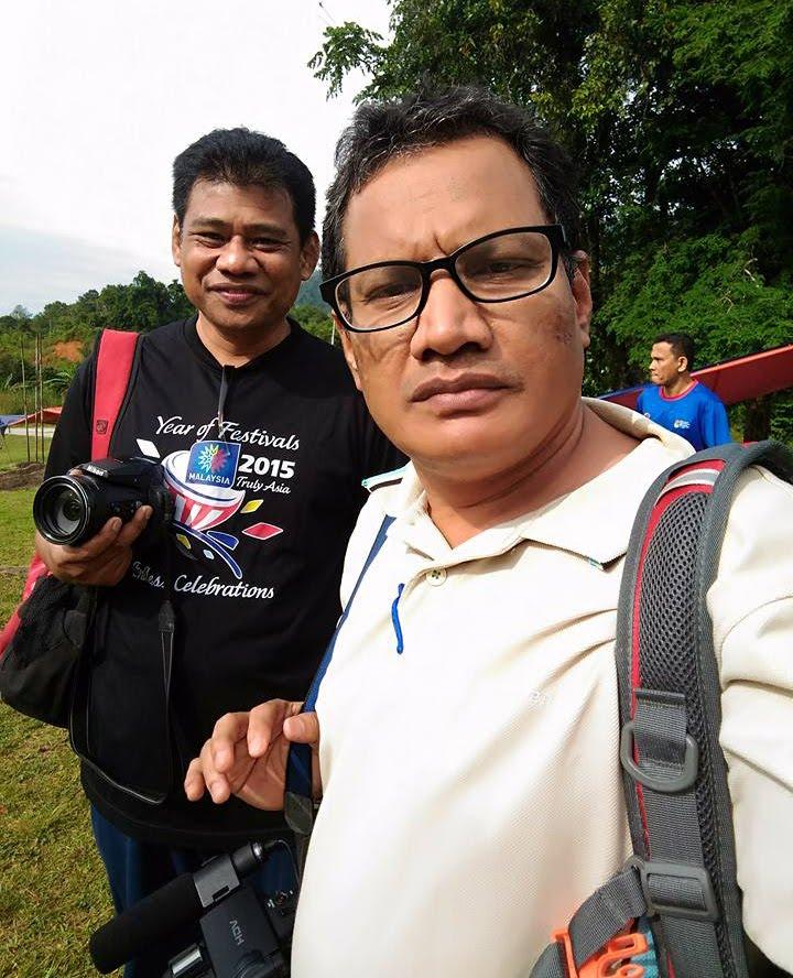 Kembara.Khidmat.UKM.Ke.Pos.GOB, Gua Musang.