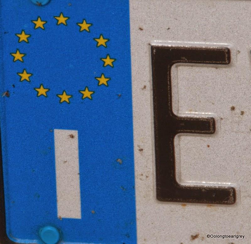 European Numberplate: Italy