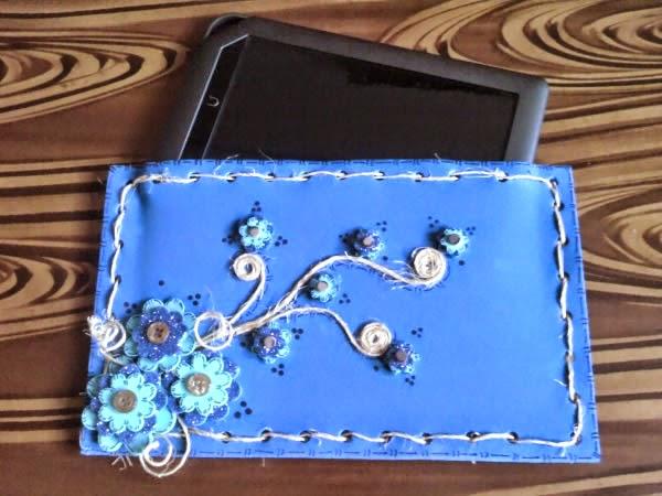 capa para tablet de EVA