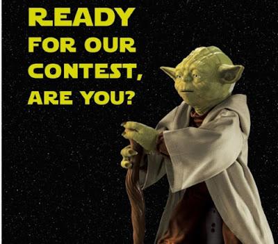 Bzzagent Cyber Monday Star Wars Jedi Master Yoda Contest