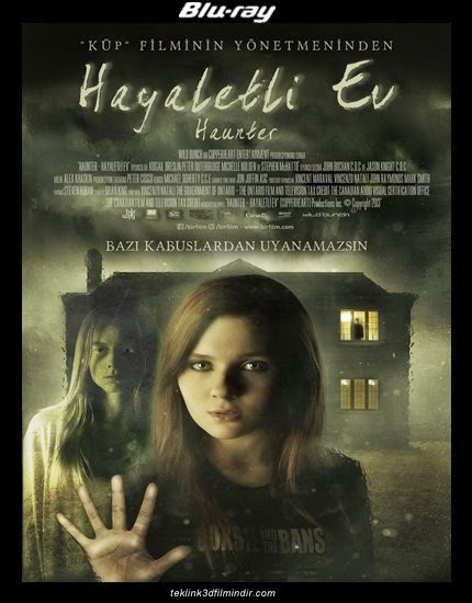 Hayaletli Ev: Haunter (2013) afis